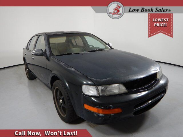 1996 Nissan MAXIMA  Salt Lake City UT