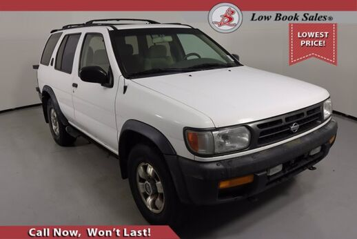 1996_Nissan_PATHFINDER__ Salt Lake City UT