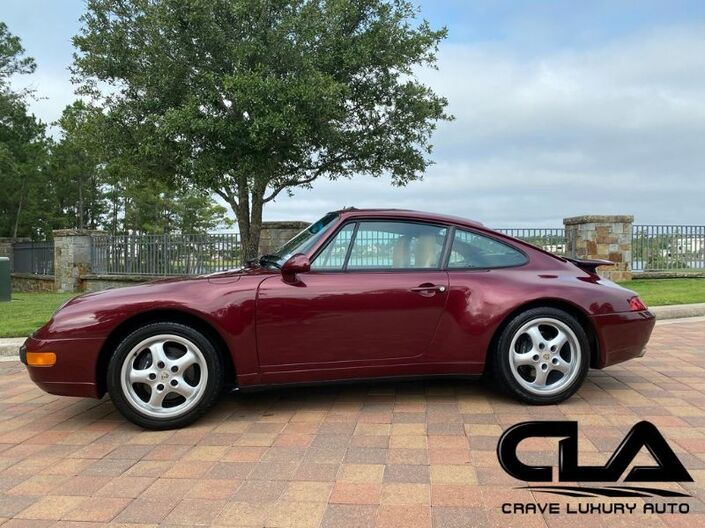 1996 Porsche 911 Carrera  The Woodlands TX