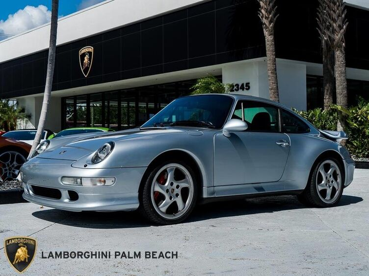 1996_Porsche_911 Carrera__ Palm Beach FL