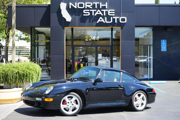 1996_Porsche_911 Carrera 4S__ Walnut Creek CA