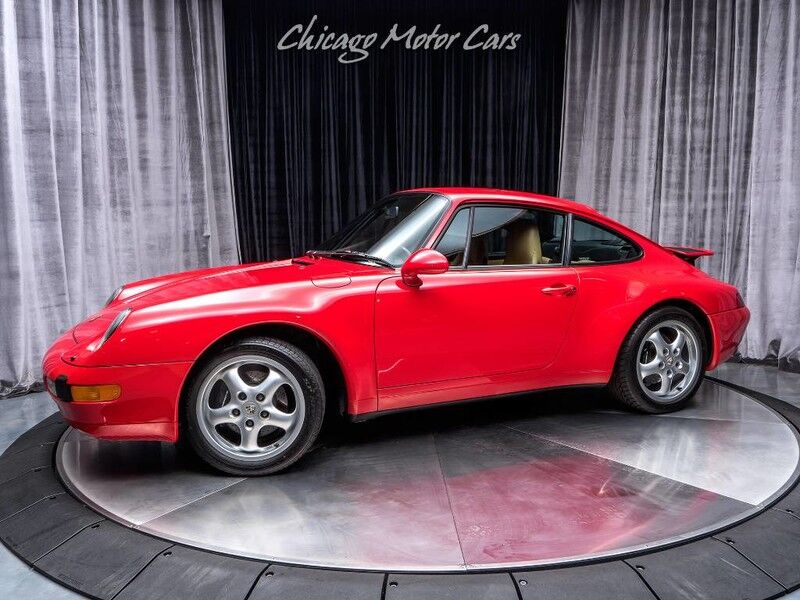 1996_Porsche_911 Carrera_Coupe C2 **1 Owner - 32k Miles!** Collector Quality_ Chicago IL