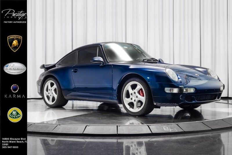 1996_Porsche_911 Carrera Turbo__ North Miami FL