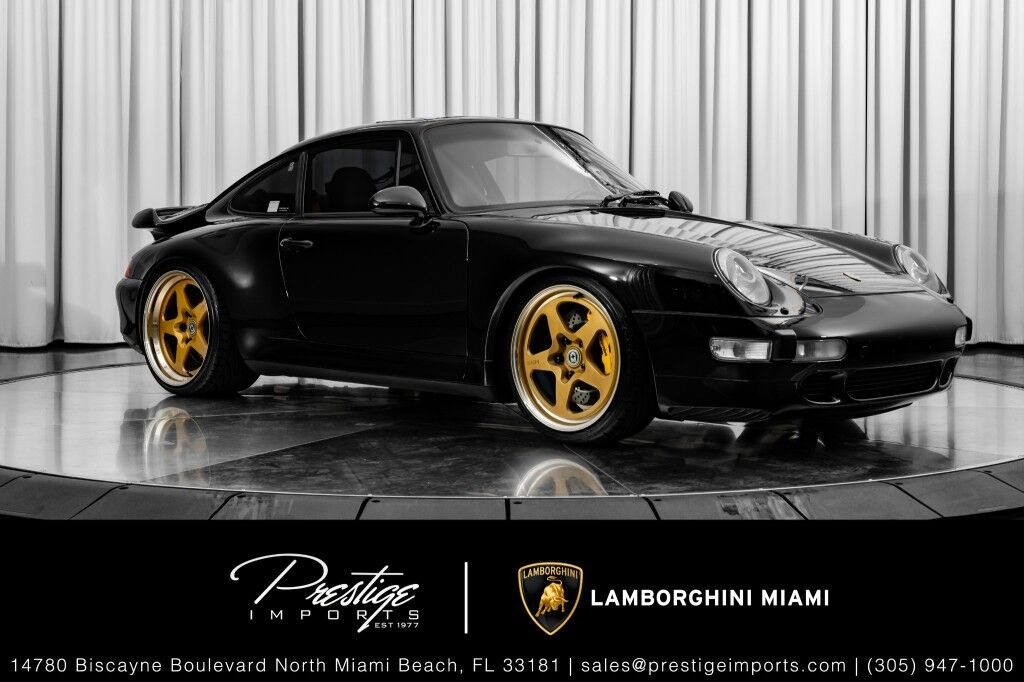 1996_Porsche_911 Turbo__ North Miami Beach FL