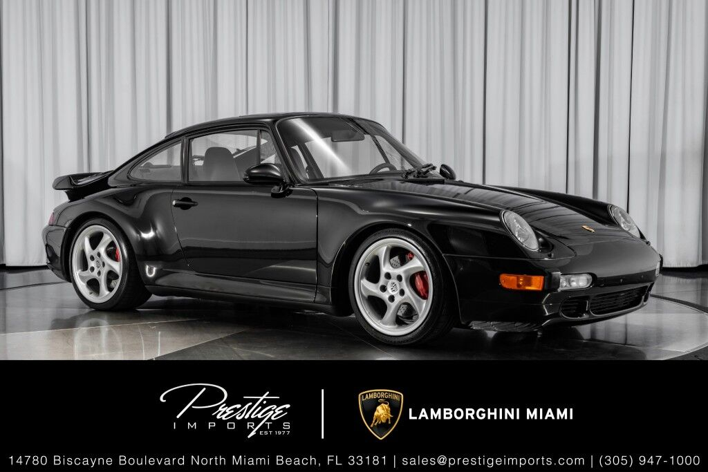 1996 Porsche 911 Turbo North Miami Beach FL