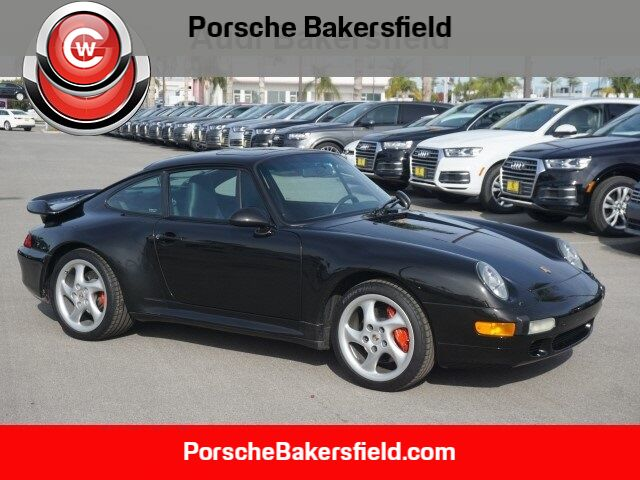 1996 Porsche 911 Turbo Bakersfield CA