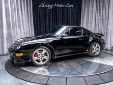 Porsche 911 Turbo Coupe ONLY 5k Miles! Collector Quality! 1996