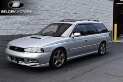 Subaru Legacy Touring Wagon GT-B Twin Turbo 1996