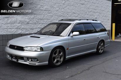 1996 Subaru Legacy Touring Wagon GT-B Twin Turbo
