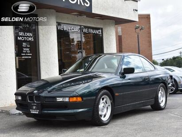 1997 BMW 8 Series 840ciA