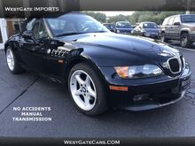 1997_BMW_Z3_2.8L_ Raleigh NC