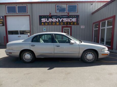 1997 Buick Park Avenue Sedan Idaho Falls ID