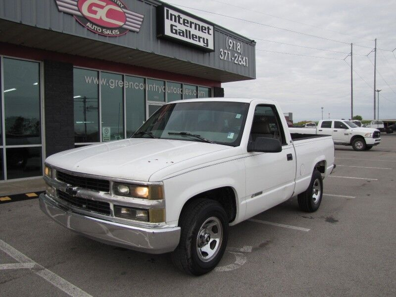 1997 Chevrolet 1500 Collinsville OK