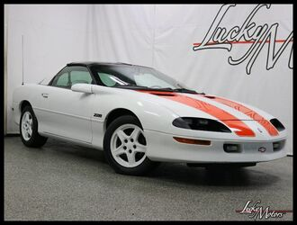 1997 Chevrolet Camaro Z28 30th Anniversary