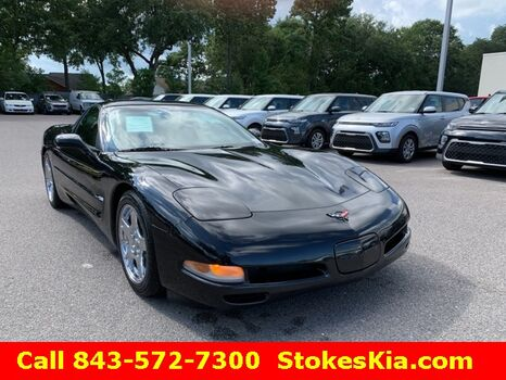 1997_Chevrolet_Corvette_Cpe_ Aiken SC