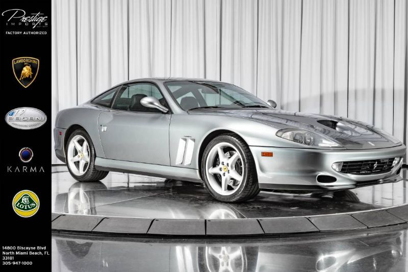 1997_Ferrari_550 MARANELLO__ North Miami Beach FL