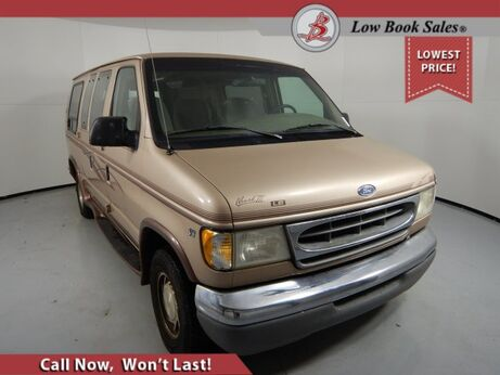 1997_Ford_ECONOLINE COMMERCIAL CHAS__ Salt Lake City UT