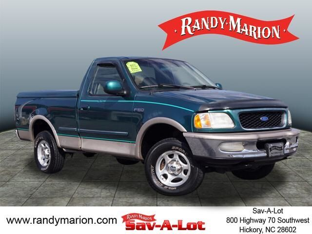 1997 Ford F-150 Lariat Hickory NC