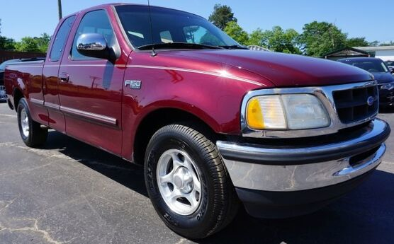 1997 Ford F-150 XLT Moore SC
