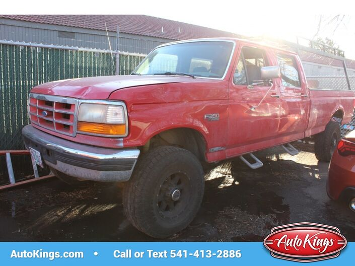 1997 Ford F-350 Crew Cab 4WD Bend OR