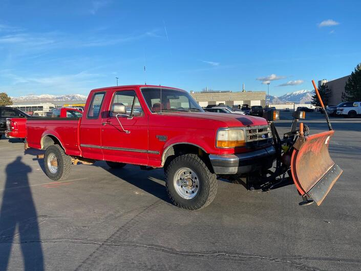 1997 Ford F250 XLT West Valley City UT