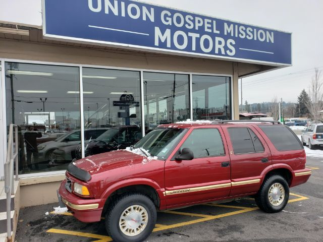 1997 GMC Jimmy SL 4-Door 4WD Spokane Valley WA