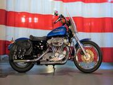 1997 Harley-Davidson XL883 Sportster Hugger - 1,215 MILES! Lodi NJ