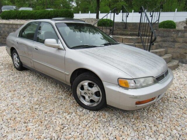 1997 Honda Accord Sdn Special Edition Pen Argyl PA