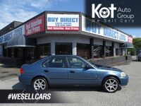 Honda Civic LX w/ABS, Air Conditioning, 4 Door, Aftermarket Rims 1997
