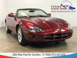 1997_Jaguar_XK8 Convertible_AUTOMATIC LEATHER HEATED SEATS HARMAN KARDON SOUND AUTOMATIC CLIMATE CONTROL_ Carrollton TX