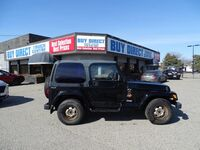 Jeep TJ Sahara 4x4 Manual Transmission 1997