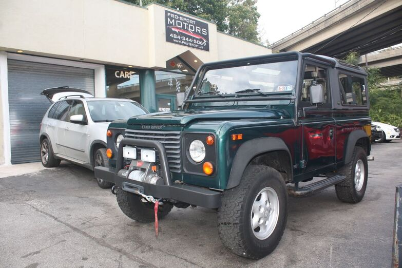 1997 LAND ROVER DEFENDER 90 W Conshohocken PA