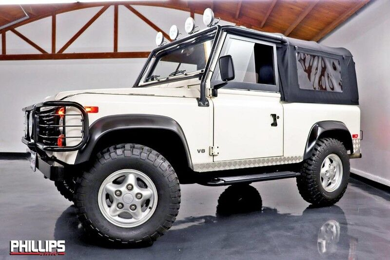 1997 Land Rover Defender 90 Newport Beach CA