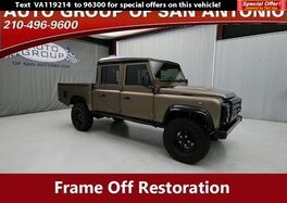 1997_Land Rover_Defender 90_Base_ San Antonio TX