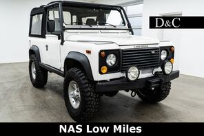 1997_Land Rover_Defender 90_D90 NAS Low Miles_ Portland OR