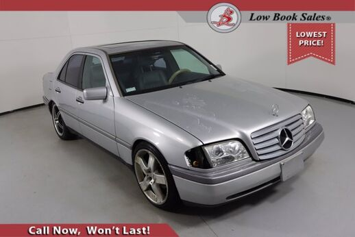 1997_Mercedes-Benz_C-Class__ Salt Lake City UT