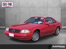 1997_Mercedes-Benz_SL-Class__ Buena Park CA