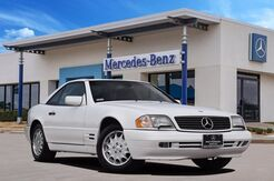 1997_Mercedes-Benz_SL-Class_2DR ROADSTER 5.0L_ Wichita Falls TX