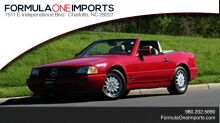 1997_Mercedes-Benz_SL-Class_Roadster / BOSE / TWO-TOPS_ Charlotte NC