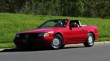 Mercedes-Benz SL-Class Roadster / BOSE / TWO-TOPS 1997