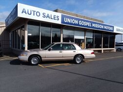 1997_Mercury_Grand Marquis_LS_ Spokane Valley WA
