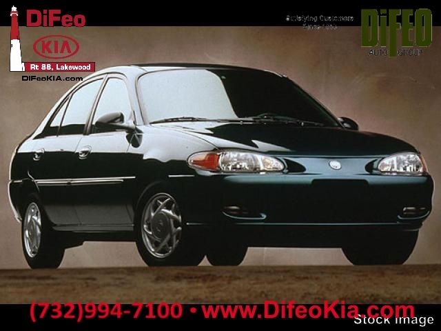 1997 Mercury Tracer GS