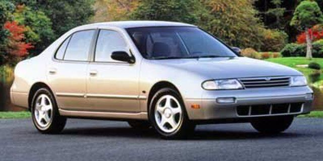 1997 Nissan Altima XE Columbus OH