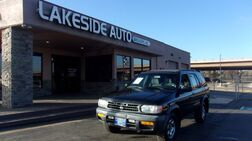 1997_Nissan_Pathfinder_SE 4-door_ Colorado Springs CO