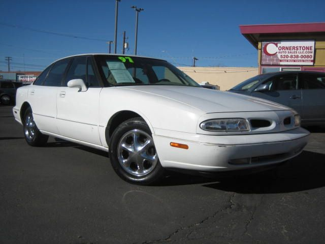 1997 Oldsmobile Eighty Eight Base