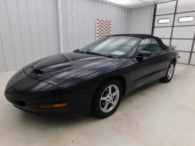 1997 Pontiac Firebird 2dr Convertible Formula Manhattan KS