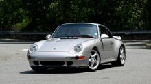 1997_Porsche_911 CARRERA_TURBO COUPE / 6-SPEED MAN / SUNROOF / VERY CLEAN!_ Charlotte NC