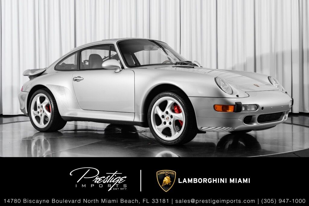 1997_Porsche_911 Carrera__ North Miami Beach FL