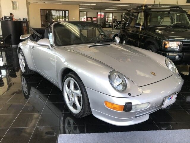 1997_Porsche_911 Carrera 4__ Houston TX