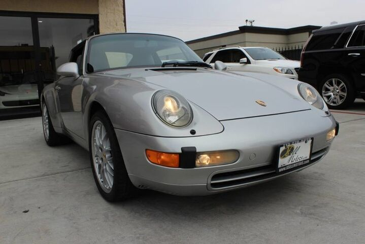 1997 Porsche 911 Carrera 993 AIR COOLED,STICK SHIFT,LOW MILES! Houston TX